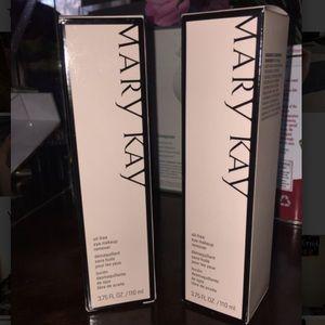 Mary Kay Eye makeup remover